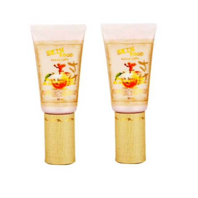 SKINFOOD Peach Sake Pore Pore BB Cream SPF20 PA+ 2 Colours Korea Cosmetics