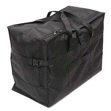 Купить с кэшбэком New Waterproof Folding Travel Bags Men Large Capacity Luggage Bags Portable Men Women's  Air Carrier Package Tote Travel Bag