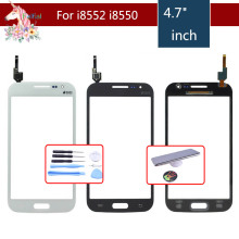 For Samsung Galaxy Win GT-i8552 GT-i8550 i8552 i8550 8552 8550 DUOS Digitizer Touch Screen Panel Sensor Outer Glass Replacement цена и фото