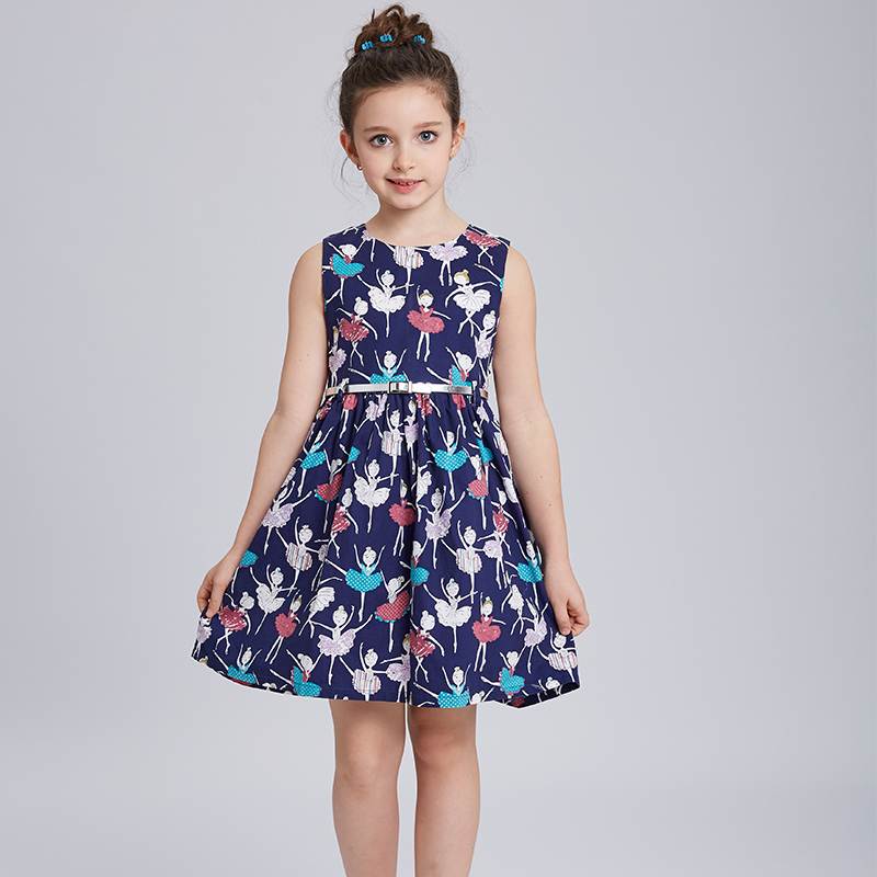 Girls Party Dress with Sashes 2017 Brand Summer Princess Costume for Kids Clothing Character Robe Mariage Fille Toddler Dresses dress coat traditional chinese style qipao full sleeve cheongsam costume party dress quilted princess dress cotton kids clothing