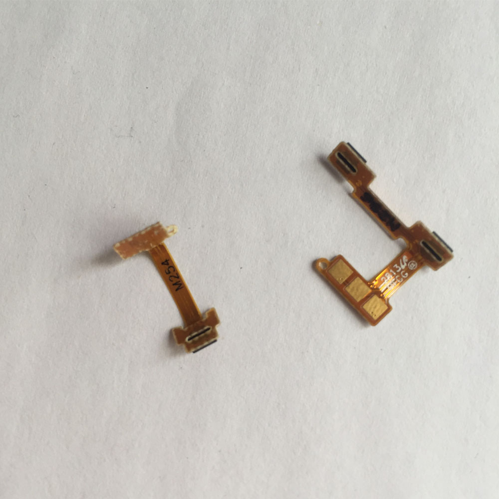 Volume Button Power On Off Flex Cable For Samsung Galaxy S4 Active I537 I9295