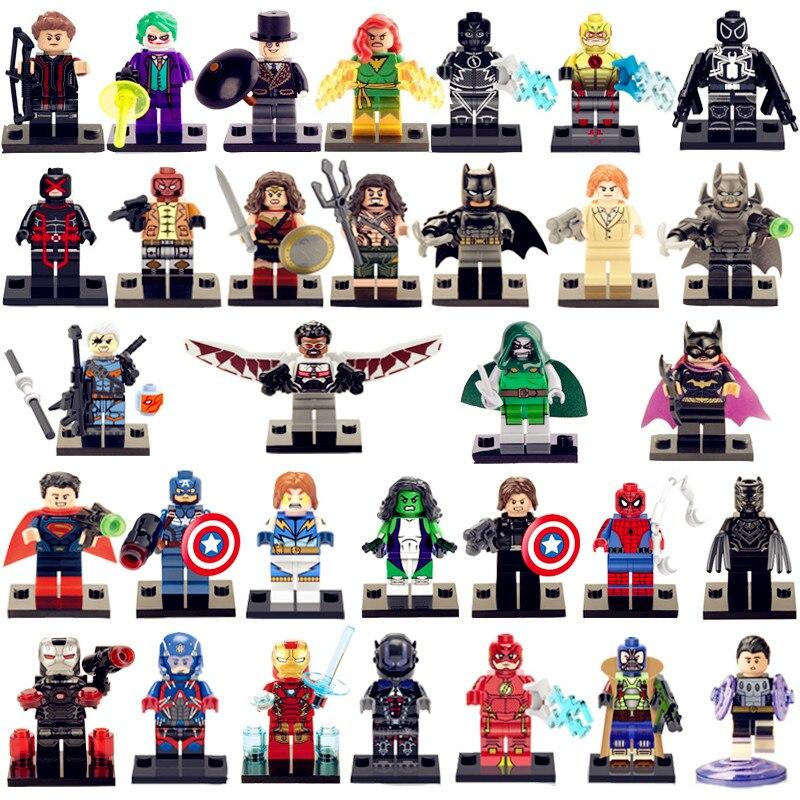 top 8 most popular 32 pcs building blocks super heroes ideas and get
