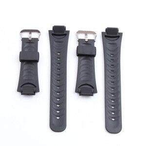 Image 3 - Silika jel spor yarış saat kordonları Casio G 2900 serisi su geçirmez kauçuk spor silikon kayış Watchband bilezik aksesuarı