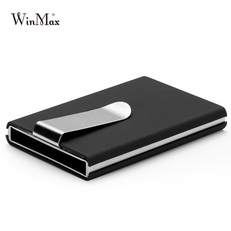 Winmax credit card holder business card wallet
