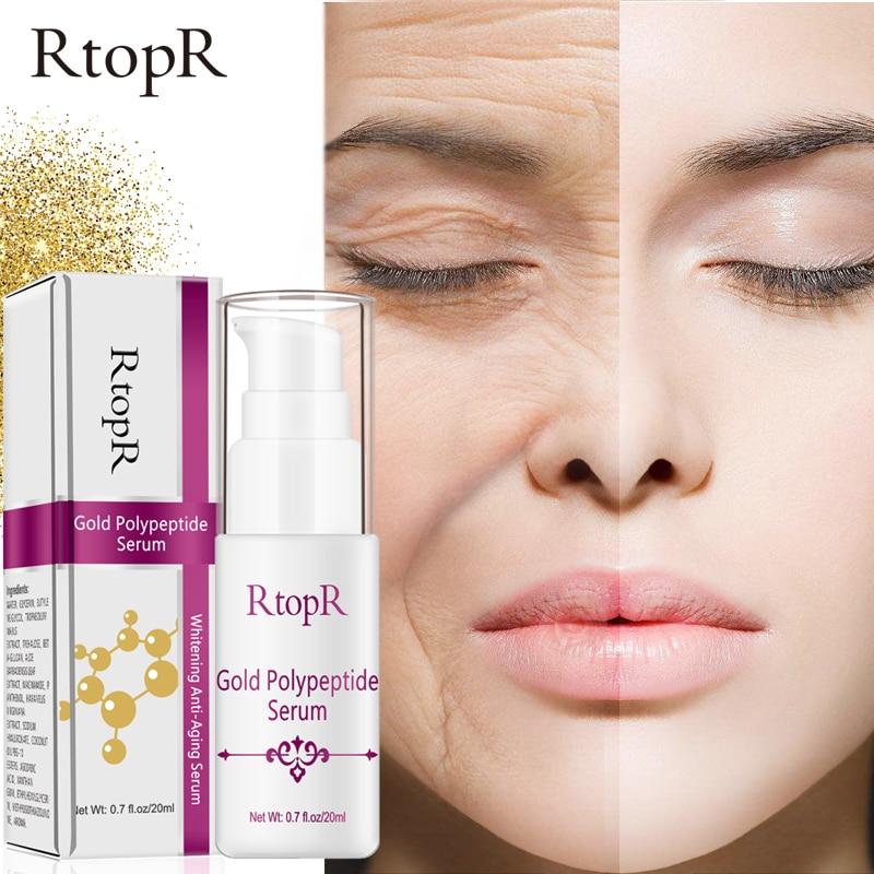 Vitamin C Snail Serum+Gold Polypeptide Serum+Hyaluronic Acid Collagen Face Essence Serum Skin care