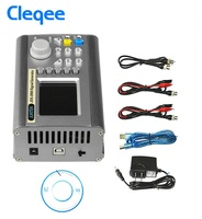 high quality Cleqee JDS2900 15MHz 30MHz 40MHz 50MHz 60MHz digital control dual channel DDS function signal generator