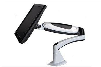 GM112FC Gas Spring 360 Degree Desktop Clamping Monitor Holder LCD LED TV Mount Bracket Arm