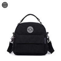 JINQIAOER Waterproof Nylon Women Messenger Bags Handbag Fashion Tote Crossbody Bags Bolsas Monkey Clutch Travel Shoulder