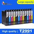 4 цвета патрон чернил для принтера Epson T2991 T2992 T2993 T2994 29XL заправленные картриджи XP-235 XP-245 XP-332 XP-335 XP-432 принтер