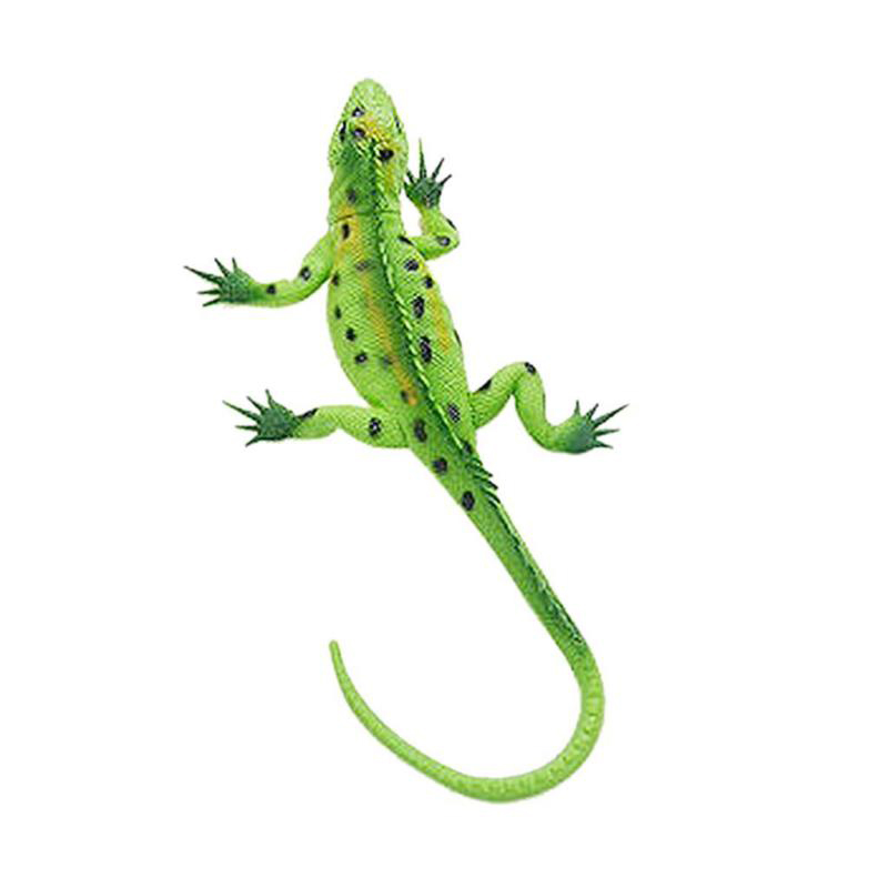 Display Toy Animal Modle Collection Prop Rubber Lizards Teaching Props Toy Lizard Practical