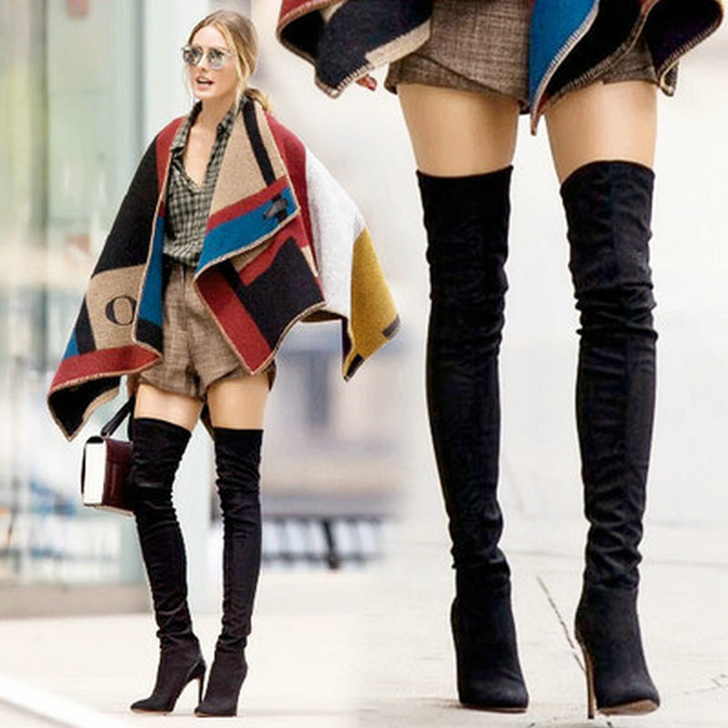 Sexy Tall Boots Promotion-Shop for Promotional Sexy Tall Boots on ...