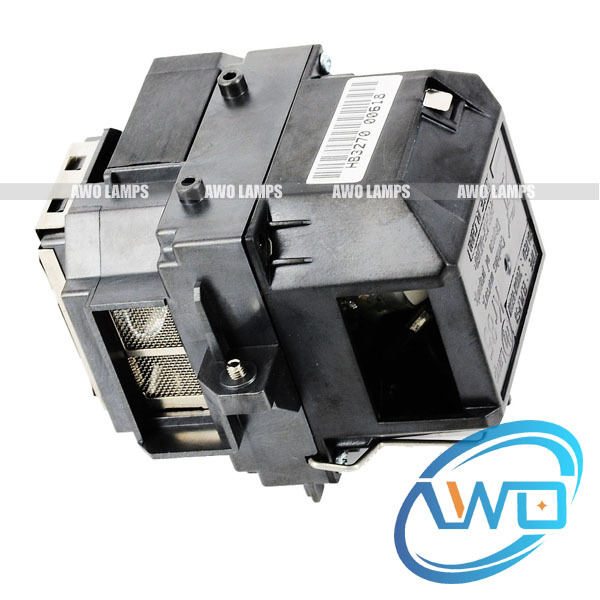 ФОТО ELPLP58 / V13H010L58 Compatible lamp with housing for EPSON EX3200/EX5200/EX7200,EPSON EB-S10/S9/S92/W10/W9/X10/X9/X92