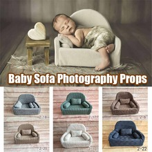 Newborn Photography Props Posing Sofa Pillow Set Baby