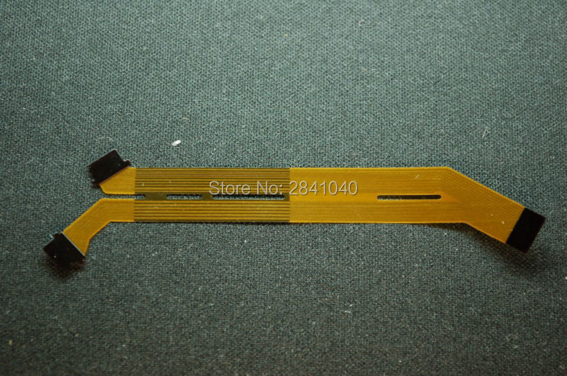 2PCS NEW Repair Parts Lens Anti-Shake Flex Cable For NIKON 16-85MM 16-85 MM