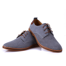 Designer Flat Suede Men's Shoe