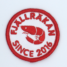 Personal Custom Embroidered Logo Patch Iron Sew