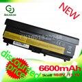 Golooloo l510 l512 batería 6600 mah del ordenador portátil para lenovo asm 42t4756 42t4794 42t4796 fru 42t4702 42t4751 42t4755 42t4791 42t4710