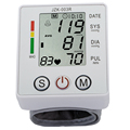Household Health Care Electronic Blood Pressure Meter Digital Wrist Blood Pressure Monitor medidor de pressao arterial