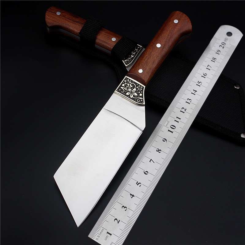2017 New free shipping Outdoor Camping Kitchen Fixed Knives Tactical Hunting Practical Folding Knife Rescue Fighting EDC Tools outdoor multifunction camping tools axe aluminum folding tomahawk axe fire fighting rescue survival hatchet