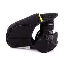 Caso DSLR Saco Da Câmera Pacote Forro Macio Para Sony A7RII 2 A7S A7M2 A7S2 A58 A57 A99 A77 A65 A55 A35 A33 A7 A9 A7II