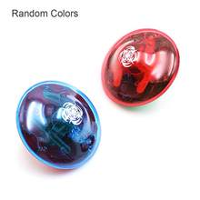 Hot Fashion UF0 Automatically Whirling Music Flash Burst Gyro Toy Funny Children's Toy Gift Drop Shipping Support Random Colors(China)