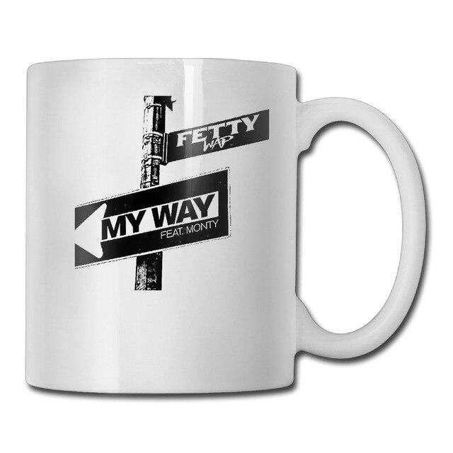 Fetty Wap Rapper Coffee Mug Design Your Own Children Tazas Ceramic