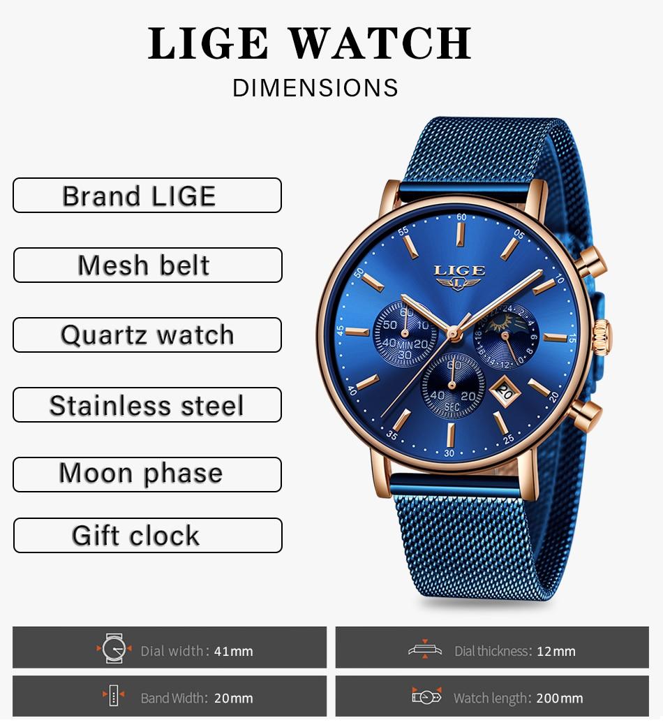 HTB1ubUwe.GF3KVjSZFvq6z nXXaR LIGE Fashion Men Watches Male Top Brand Luxury Quartz Watch Men Casual Slim Dress Waterproof Sport WristWatch Relogio Masculino