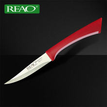 Chinese style stainless steel Kitchen Knives Cooking Tools Fruit knife portable paring knife  reao  FREE SHIPPING