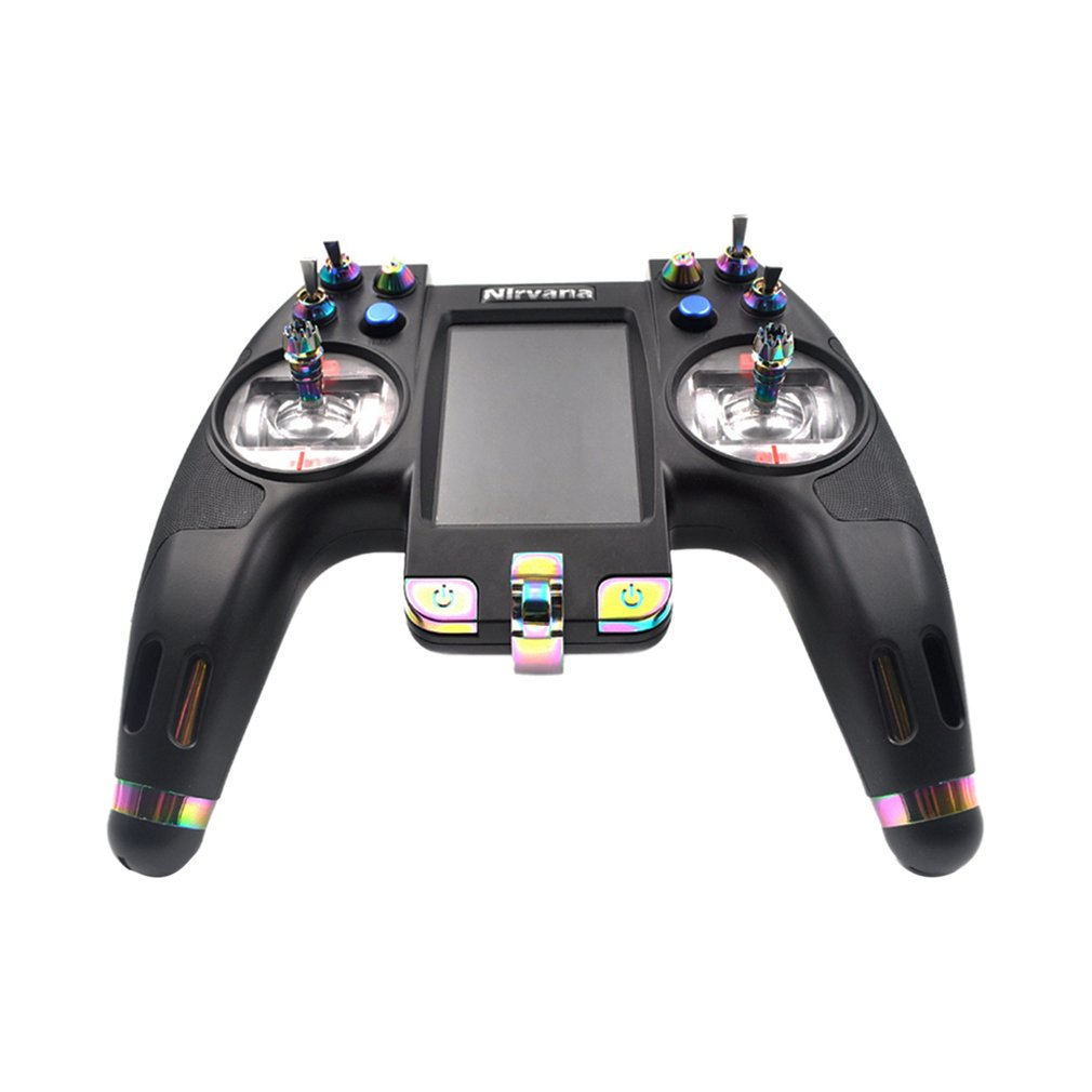 FS-NV14 2.4G 14CH Nirvana Remote Controller Transmitter Open Source with iA8X RX for FPV Racing RC Drone Helicopter Toys Parts flysky fs nv14 2 4g 14ch nirvana remote controller transmitter open source with ia8x rx for fpv racing drone rc helicopter