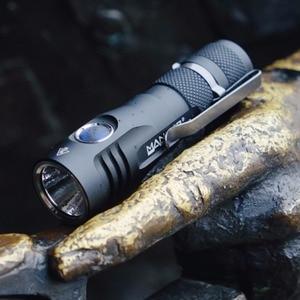 Image 3 - Flashlight Bundle: Manker U12 2000 Lumen CREE XHP50 LED Flashlight