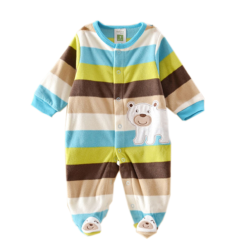 Baby Rompers Newborn Polar Fleece Similar Romper Boy Girl