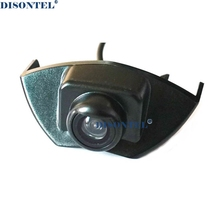CCD HD night vision car FRONT GRILLE front view camera for honda Odyssey / Mazda CX-5 / Cadillac SRX 2013 2014 waterproof