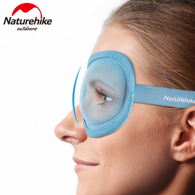 Naturehike 3D Stereo EyeShade Sleeping EyeShade Travel Breathable Portable Eye Mask Sleep Outdoor Camping Travel Plane Train