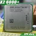 AMD Athlon 64X2 6000 + CPU Процессор (3.0 ГГц/2 М/1000 ГГц) Socket am2 (работает 100% Бесплатная Доставка) 940 pin, продаем X2 5800 +