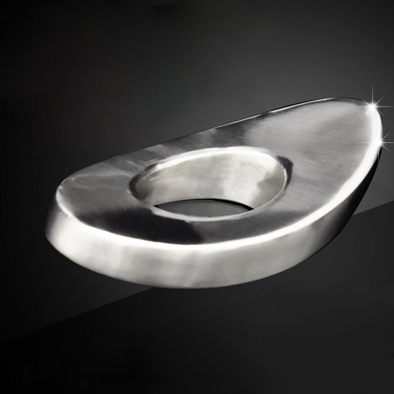 100% 316L stainless steel cock ring sex toys for men penis ring metal cockring ballstretcher dick rings delay for man
