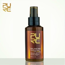 conditioner spray anti-static and replenishes moisture in the meantime hair care & styling Scalp Treatments