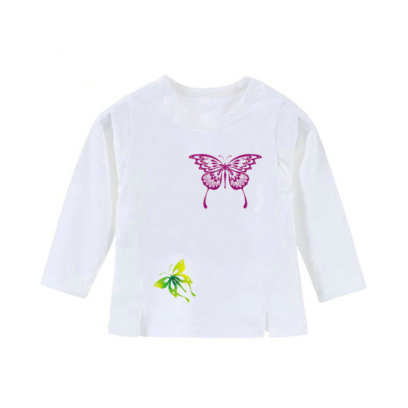 Butterfly Patch A level Washable Iron On Patches T shirt Dresses Sweater Parches Easy Print By Household Irons in Patches from Home Garden