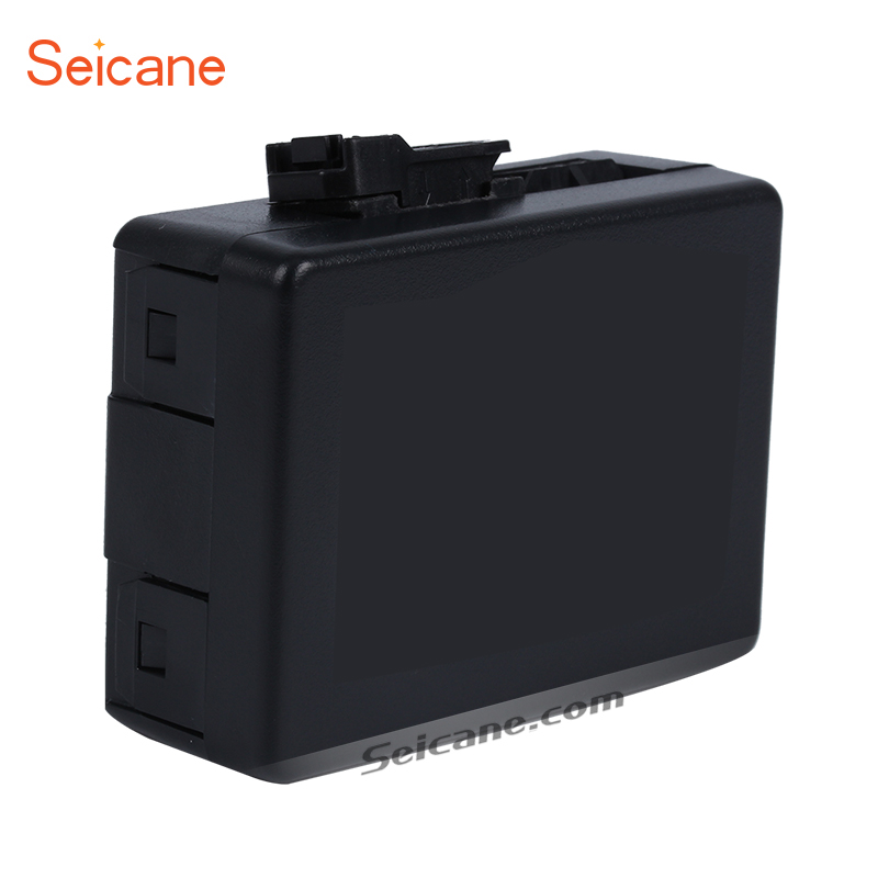 Newest Car Optical Fiber Decoder Most Box for 2004-2012 Mercedes-Benz SLK W171 R171 SLK200 Amplifier Bose Harmon Kardon Decode seicane car optical fiber decoder most box for 2002 2012 mercedes benz e class w211 e200 interface bose harmon kardon audio