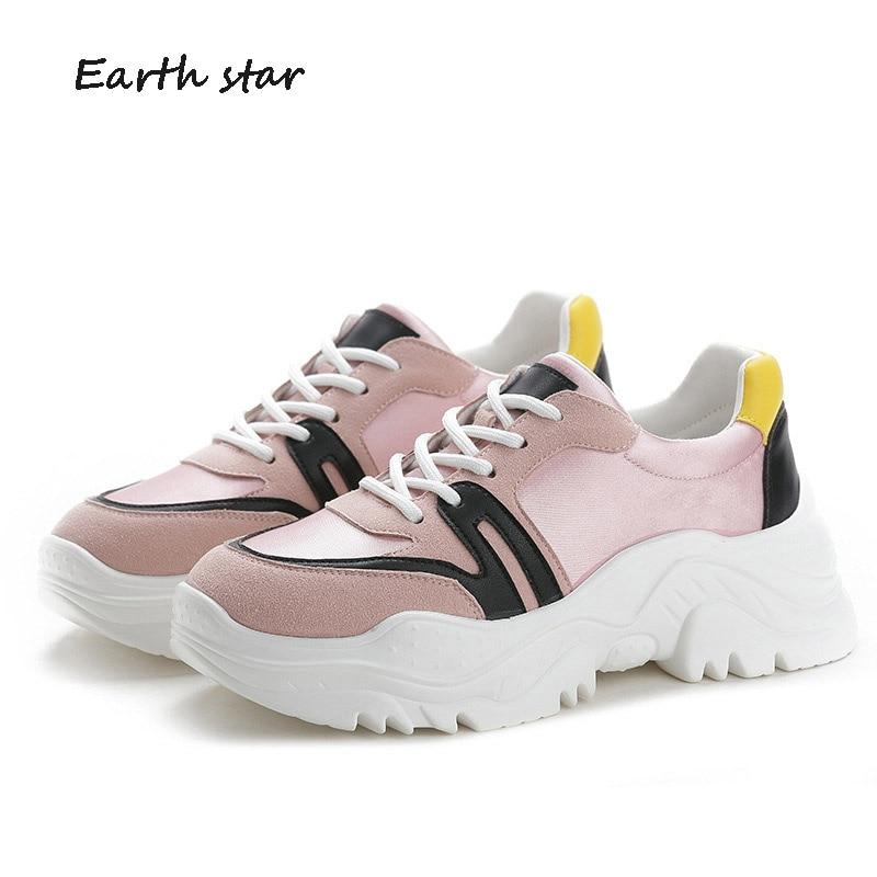 Suede Chaussures Respirantes Mode Qualité Star Femmes Lady Footware UaFBq