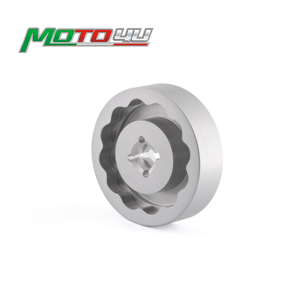 For <font><b>DUCATI</b></font> <font><b>1098</b></font> 1198 1199 1200 Front and Rear Axle Nut Tool 2/1 image