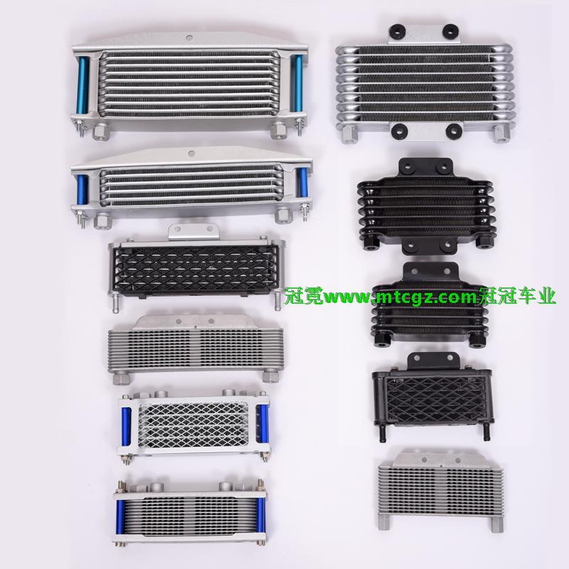 zongshen loncin yx 125cc 140cc 150cc radiator klx crf dhz dirt pit bike motorcycle radiator oil cooler accessories free shipping