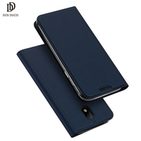 DUX DUCIS Luxury Leather Case For Samsung Galaxy J5 2017 Case Flip Cover Wallet Cases For