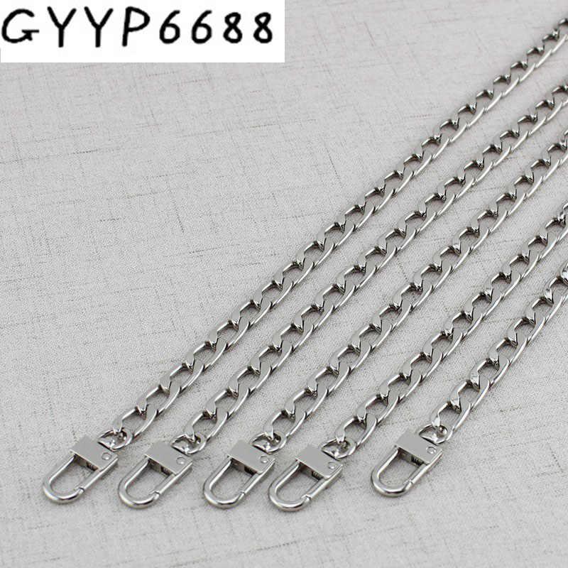 1 шт. 5 шт. ширина 9,5 мм металлические аксессуары цепь сумочка металлический брелок в виде кошелька цепь с пряжками сумки на плечо ремни