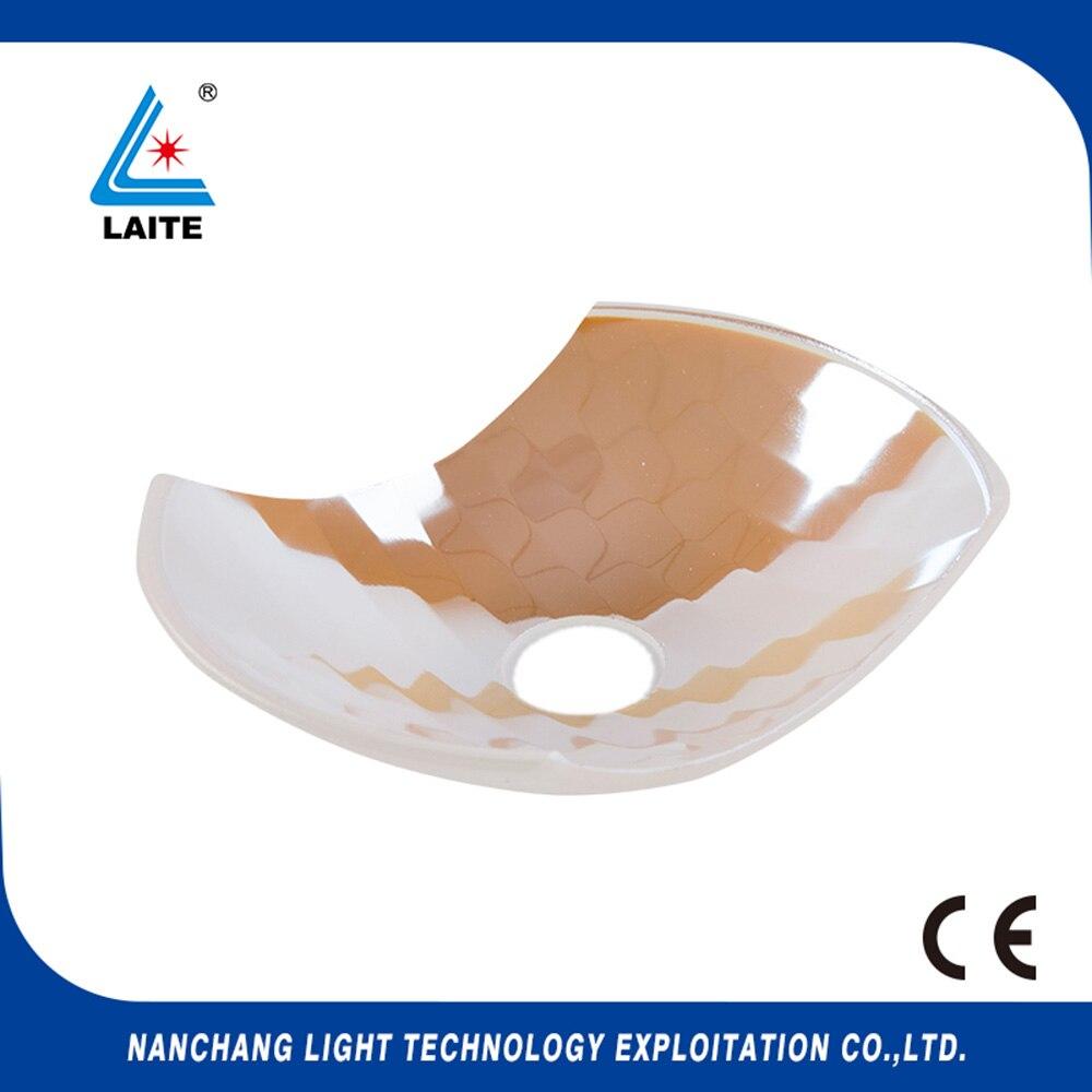 Светильник для стоматологического стула из дихроического стекла 150*110 мм shipping-30pcs