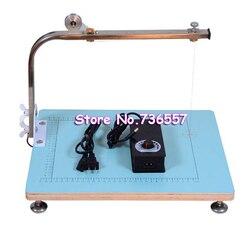 220V przewodowa urządzenie do obcinania pianki  przewód elektryczny maszyna do cięcia  elektryczny nóż do cięcia EPE/gąbka/pianka  narzędzia HM |Przekładki do segregatorów|Artykuły biurowe i szkolne -
