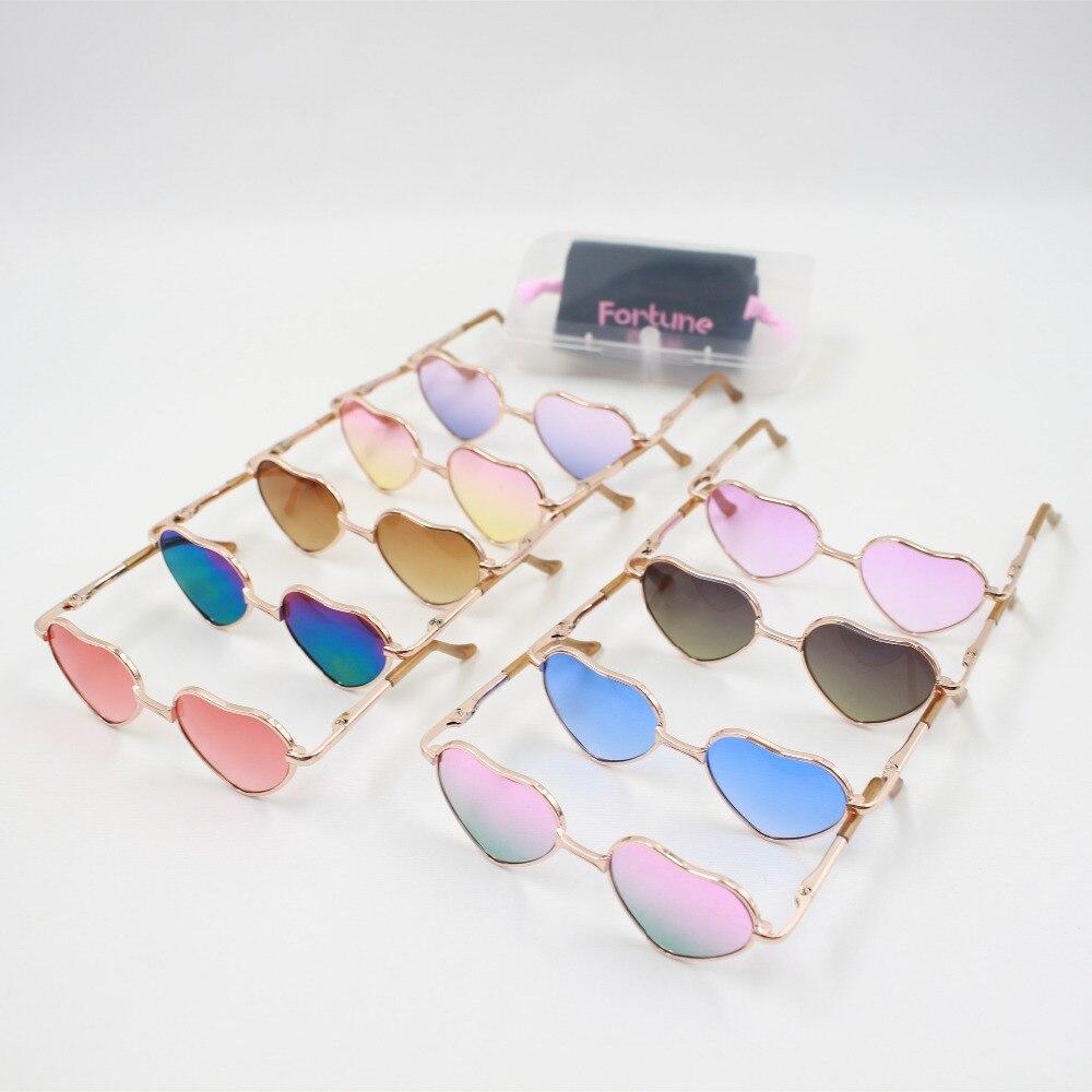 Neo Blythe Doll Heart Shaped Glasses 2