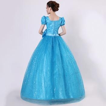 Blue Quinceanera Dresses Tulle Withh Gold Appliques Lace Sweet 16 Dresses Ball Gowns Vestidos De 15 Anos Debutante