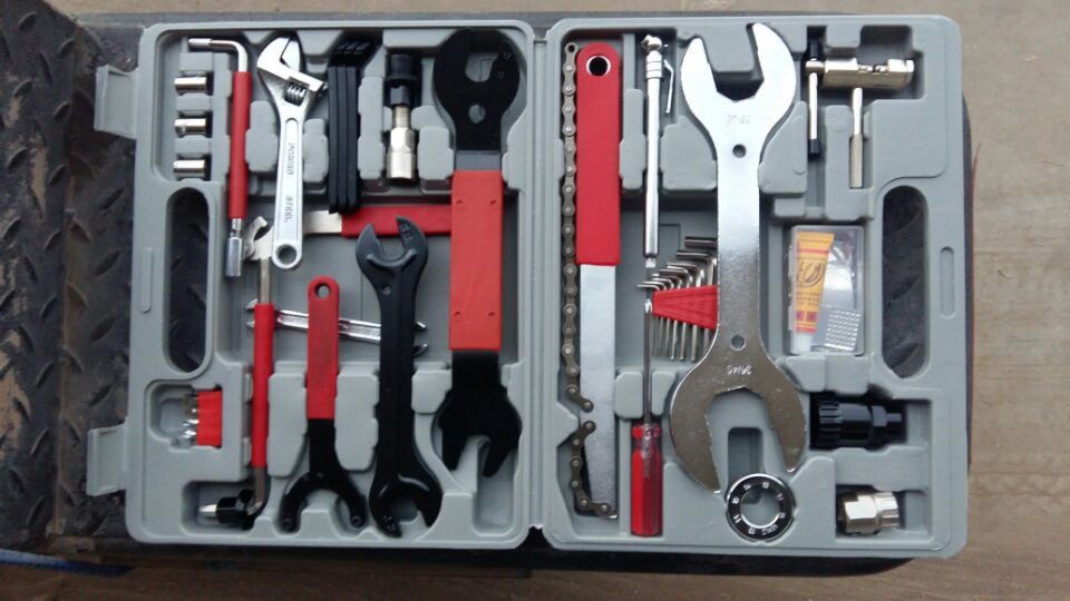 2019 new Multi-function combination bicycle repair tool 46 pieces / set of repair tools2019 new Multi-function combination bicycle repair tool 46 pieces / set of repair tools