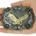 Senmi Marca Hebillas NUEVO Occidental Hebillas de Correa De Los Hombres de Los Hombres Vaqueros Cinturones de Hebillas de Metal
