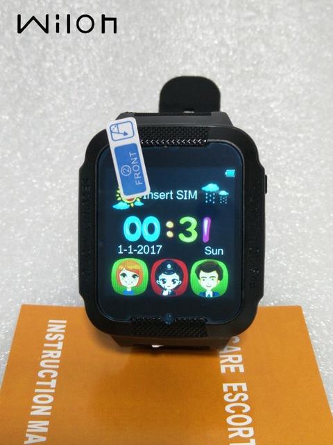 2018 new Kids GPS tracker Smart Watch Waterproof Positioning Safe Smartwatch wit
